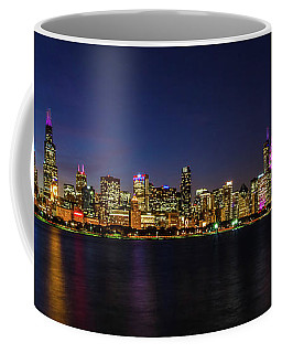 Chicago Salutes The Cubs Coffee Mug