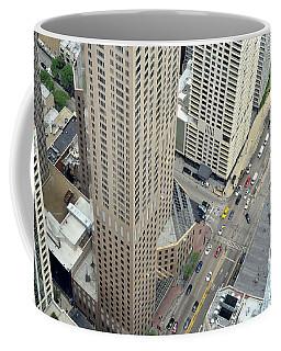 Chicago Streets Coffee Mug