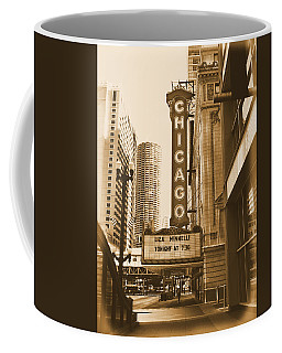 Chicago Theater - 3 Coffee Mug