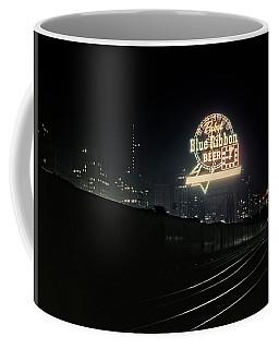 Chicago Water Street Freight Station  1939 Coffee Mug