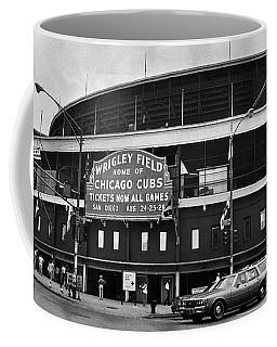 Chicago: Wrigley Field Coffee Mug