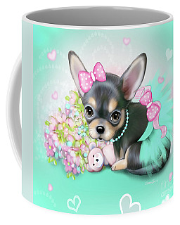Chichi Sweetie Coffee Mug
