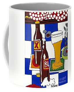 Chichis Y Cervesas Coffee Mug