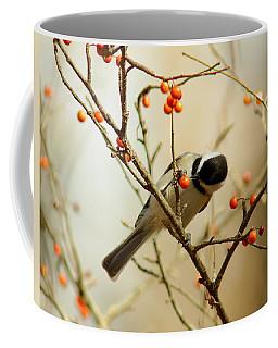 Chickadee 1 Of 2 Coffee Mug