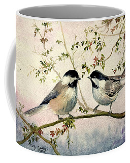 Chickadee Love Coffee Mug