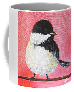 Chickadee V Coffee Mug