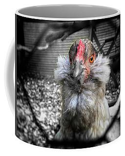 Chicken Coop Glare Coffee Mug