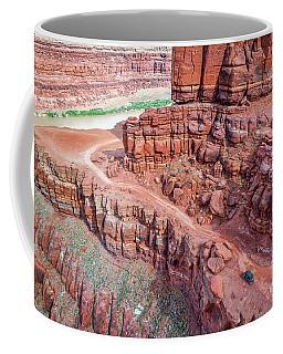 Chicken Corner Trail And Colorado River Coffee Mug