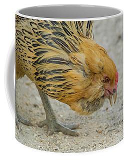 Chicken Peck Coffee Mug