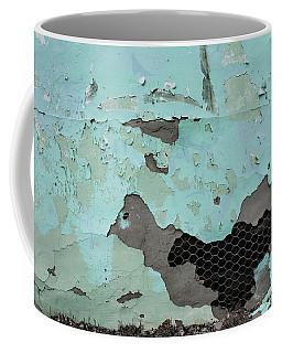 Chicken Wire Coffee Mug