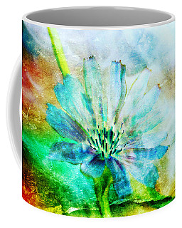 Chicory Flower Coffee Mug