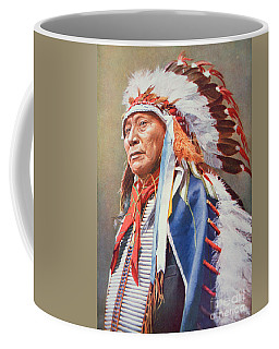 Chief Hollow Horn Bear Coffee Mug