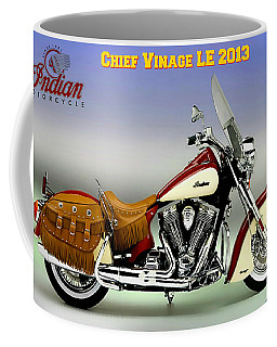 Chief Vintage Le 2013 Coffee Mug