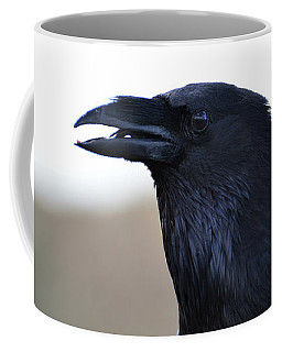 Chihuahua Raven Profile Coffee Mug