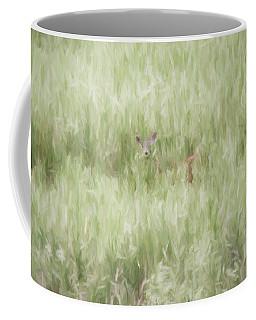 Child Of The Meadows Coffee Mug