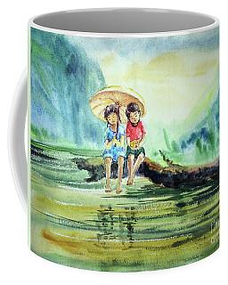 Childhood Joys Coffee Mug