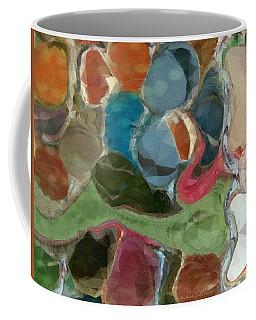 Blue Monks Coffee Mug