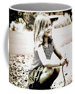 Childhood Memories Coffee Mug by Barbara Dudley