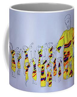 Children Coming To Jesus Coffee Mug