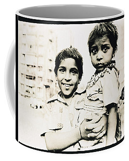 Of Hope And Fear, Children In Mexico Coffee Mug
