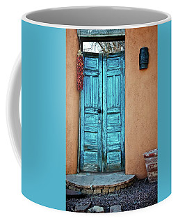 Chile Doors Coffee Mug