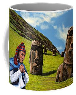 Chile Easter Island Coffee Mug