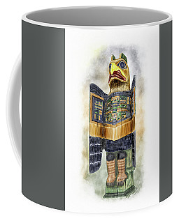 Chilkat Eagle Coffee Mug