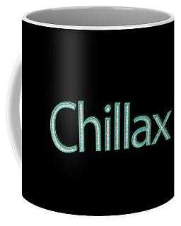 Chillax Tee Coffee Mug