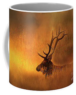 Chillin' Elk Coffee Mug