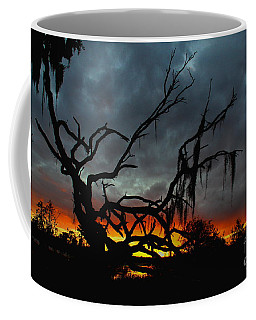Chilling Sunset Coffee Mug
