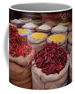Chilliy Peppers Coffee Mug