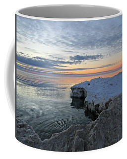 Chilly View Coffee Mug by Greta Larson Photography