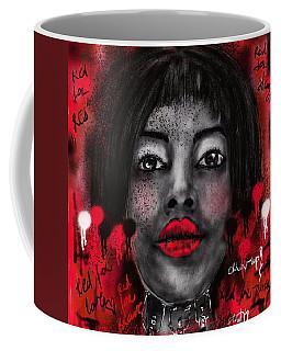 Chin Up Coffee Mug