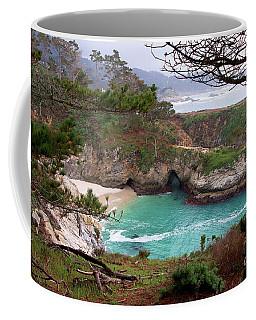 China Cove At Point Lobos Coffee Mug