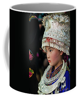 China  Doll Coffee Mug