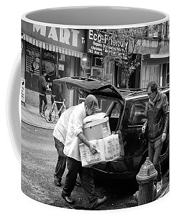 Chinatown Delivery Coffee Mug