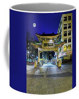 'chinatown' Coffee Mug