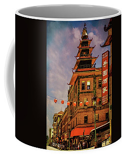 Chinatown San Francisco Coffee Mug