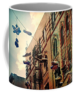 Chinatown Shoe Fling Coffee Mug