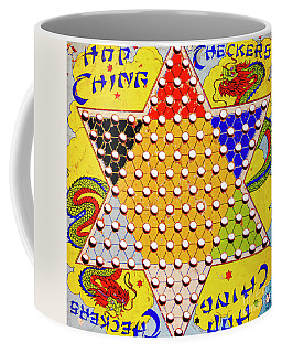 Chinese Checkers Coffee Mug