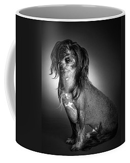 Chinese Crested - 01 Coffee Mug by Larry Carr