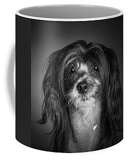 Chinese Crested - 02 Coffee Mug by Larry Carr