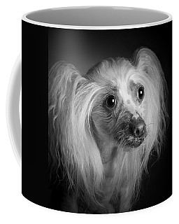 Chinese Crested - 04 Coffee Mug by Larry Carr