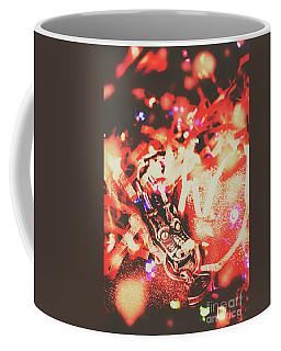 Chinese Dragon Celebration Coffee Mug