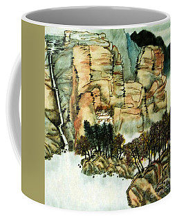 Chinese Landscape #1 Coffee Mug