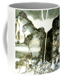 Chinese Landscape #2 Coffee Mug