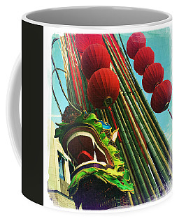 Chinese New Year Coffee Mug by Nina Prommer