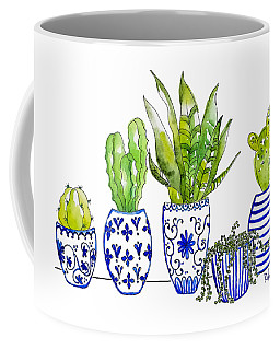 Chinoiserie Collected Coffee Mug