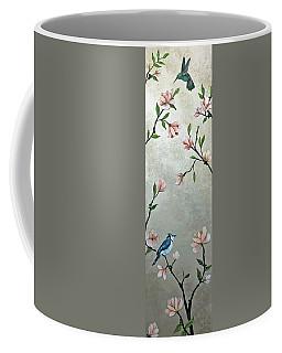 Chinoiserie - Magnolias And Birds Coffee Mug