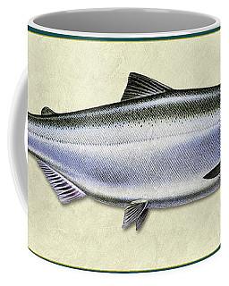 Chinook Salmon Id Coffee Mug
